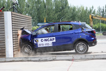 2018年第三批C-NCAP成绩发布:新能源汽车表现有待提升