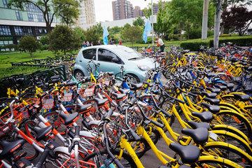中国创业史上最疯狂试错,共享单车最终迎来了大败局