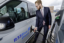 大众成功测试新型燃料 可减少至少20%二氧化碳排放
