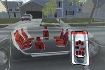 麦格纳推新座椅生态系统 打造灵活协作车内空间
