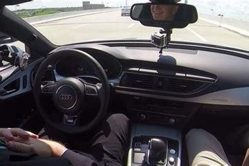 奥迪牵手Luminar,计划2021年实现完全自动驾驶