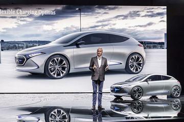 顺义区奔驰新能源汽车生产线将在年内投产