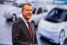 迪斯开年急赴中国区 | 大众将在中国开发服务全球的汽车技术
