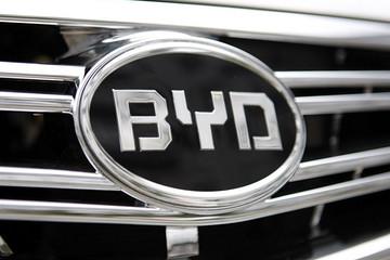 比亚迪2018年销售新能源汽车24.78万辆