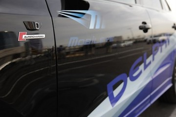 2019 CES:德尔福展示智能驾驶技术