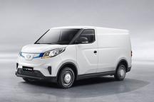 上汽大通EV30将于今晚上市 定位纯电物流车