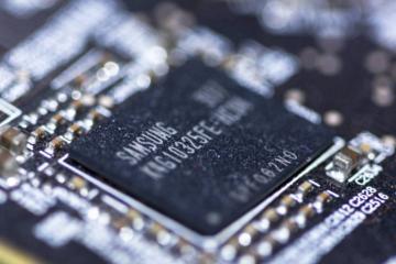 全球芯片市场去年增13%,三星居首