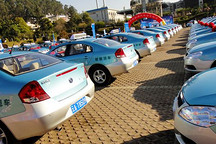 昆明市拟推广应用新能源汽车3.7万辆