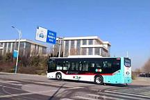 全国第一城!无人驾驶公交实现5G环境下路测