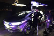 赵强加盟奇点汽车,担任品牌发展副总裁