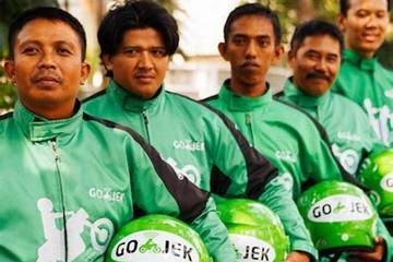 东南亚网约车公司Go-Jek拟融资20亿美元,完成后估值达95亿美元