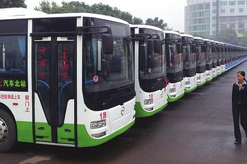 应勇:今年上海要推进更多高科技项目,新投用公交车均为新能源汽车