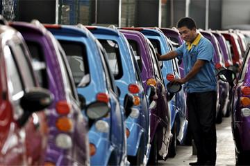 山东低速电动车2018年生产69.59万辆,同比微增2.23%