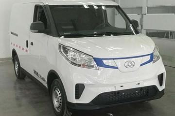 第317批新车公示:71款新能源商用车全部为纯电动产品,上汽大通EV30申报