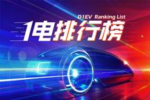 全球新能源乘用车1月销量榜单:比亚迪第一、上汽第二、特斯拉第三