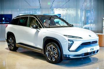 工信部第318批新车公示:奔驰EQC/蔚来ES6/哪吒/威马等269款新能源车进入