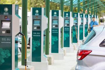 充电联盟:截至3月全国充电桩累计保有量达92.1万台,依威能源首次上榜