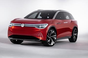 誓做中国新能源汽车第一品牌,大众推ID.ROOMZ做灯塔引航