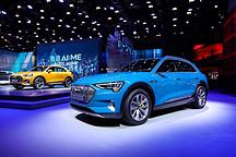 2019上海国际车展新美学候选车型——奥迪Q2L e-tron