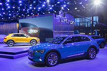 受制电池供应 奥迪下调首款电动车年产量预期