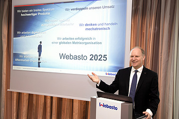 世界百强汽车零配件供应商:伟巴斯特持续投资未来移动出行