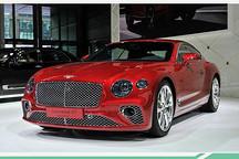 宾利100周年迎首款新极速大发时时彩—大发彩票SUV 中国引领产品走向