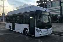 第322批新车公示:278款新能源商用车申报,厦门金旅夺魁/东风遥遥领先