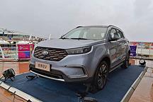 补贴后售价18.28万起,国内首款合资纯电动SUV福特领界EV上市