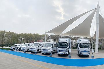 剑指新能源商用车第一品牌,北汽福田2025战略制定了哪些目标?