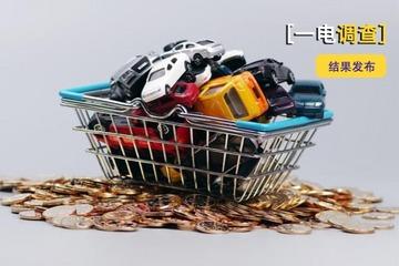 一电调查 | 31%的人因为新冠肺炎不买车了?!那你呢?