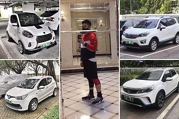 车主Weego:在这个年轻高效梦想的城市,电动车已经是生活的一部分
