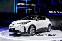 豐田首款純電SUV 一汽豐田奕澤 E 進擎三電解析