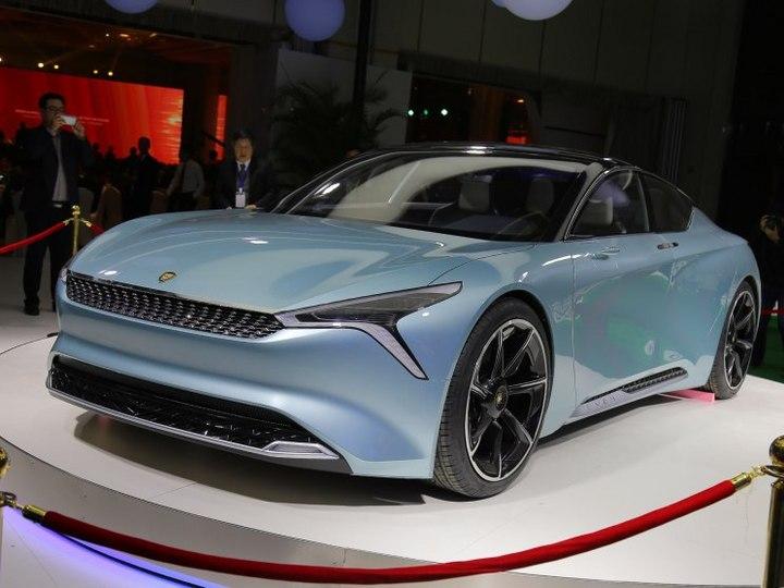 绿驰汽车 天王星 2018款 Concept