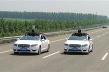 百度自动驾驶汽车在唐廊高速天津段开展测试