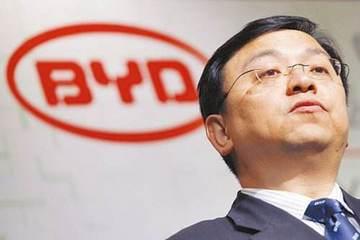 比亚迪公司董事长王传福: 电动化助推汽车智能化发展