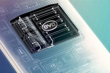 青海6Gwh产能即将投产,比亚迪动力电池对外新突破