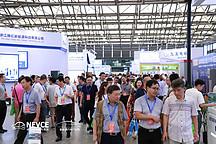 新能源汽车及充电设施展在上海举行