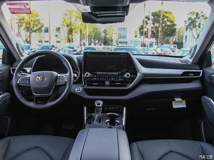 丰田(进口) 汉兰达(进口) 2020款 3.5L Platinum 美国版