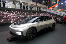 恒大法拉第未来智能汽车(中国)集团成立,FF十年后产能达500万