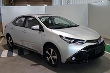 第313批新车公示:丰田雷凌、奇点汽车入选