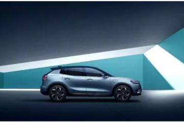 中国电动汽车初创公司DearCC推出天际(ENOVATE)品牌