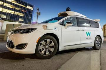 开始收费!Waymo正式推出自动驾驶商业化服务