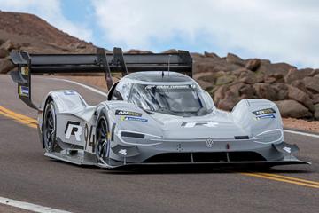 目标纽北最快纪录 大众计划打造全新电动赛车