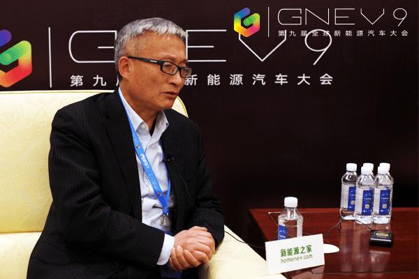 氢能董事长王朝云:远近结合、供需匹配,协调共同推进中国新能源汽车的发展