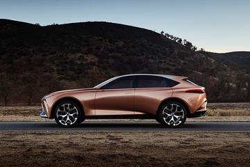 雷克萨斯申请新商标,或将推出全电动汽车!