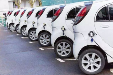 深圳:有1350辆电动出租车待充电桩配套后逐步投入营运