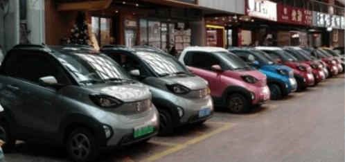 销量,A00级纯电动乘用车销量,补贴新政