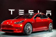 特斯拉挤进全美轿车销量前十 用了整整10年