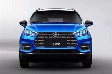 EV晨报 | 宋MAX纯电版车型曝光;元EV535将于1月17日开启预售;北汽EC5申报图曝光