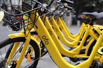 共享单车没有春天